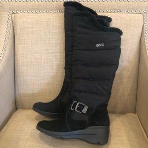 New AK SPORT winter knee length boots